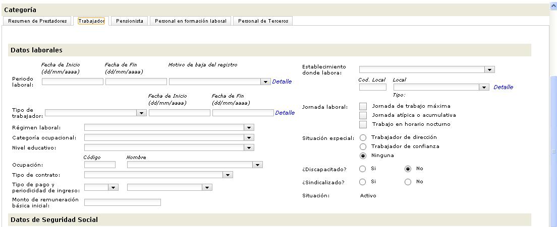 t registro09 Como llenar el T Registro