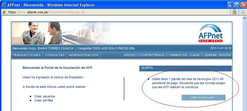 2 ¿Cómo llenar el AFP NET?