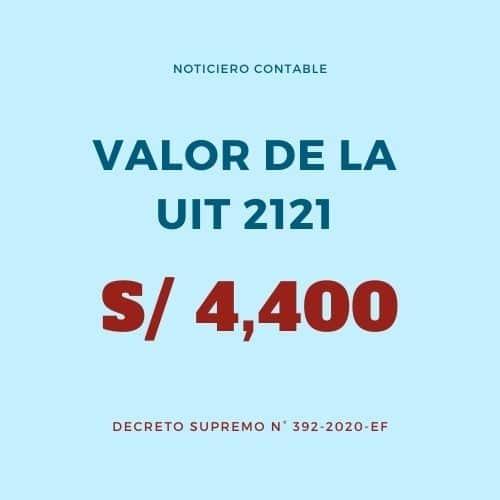 UIT 2021