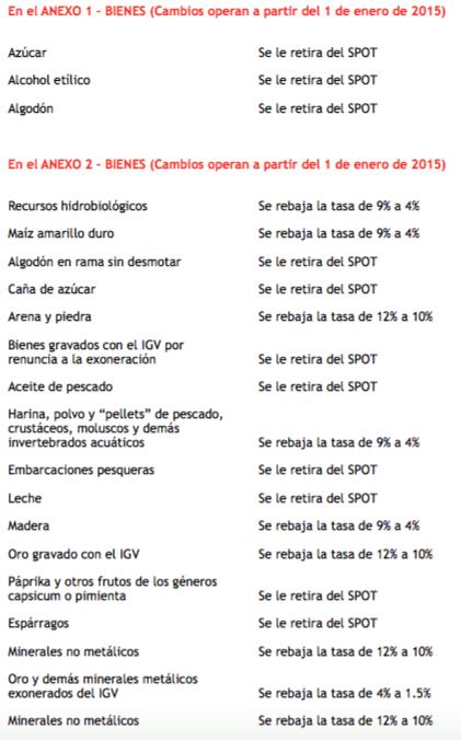 10500481 10152896746821450 4913845430161996479 n Nuevas tasas de detracciones a partir del 2015