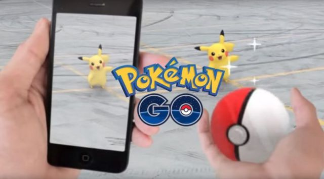 app pokemon go