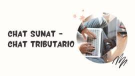 Chat Sunat - Chat Tributario