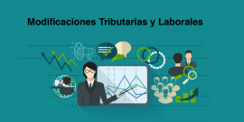Modificaciones Tributarias y Laborales 2018