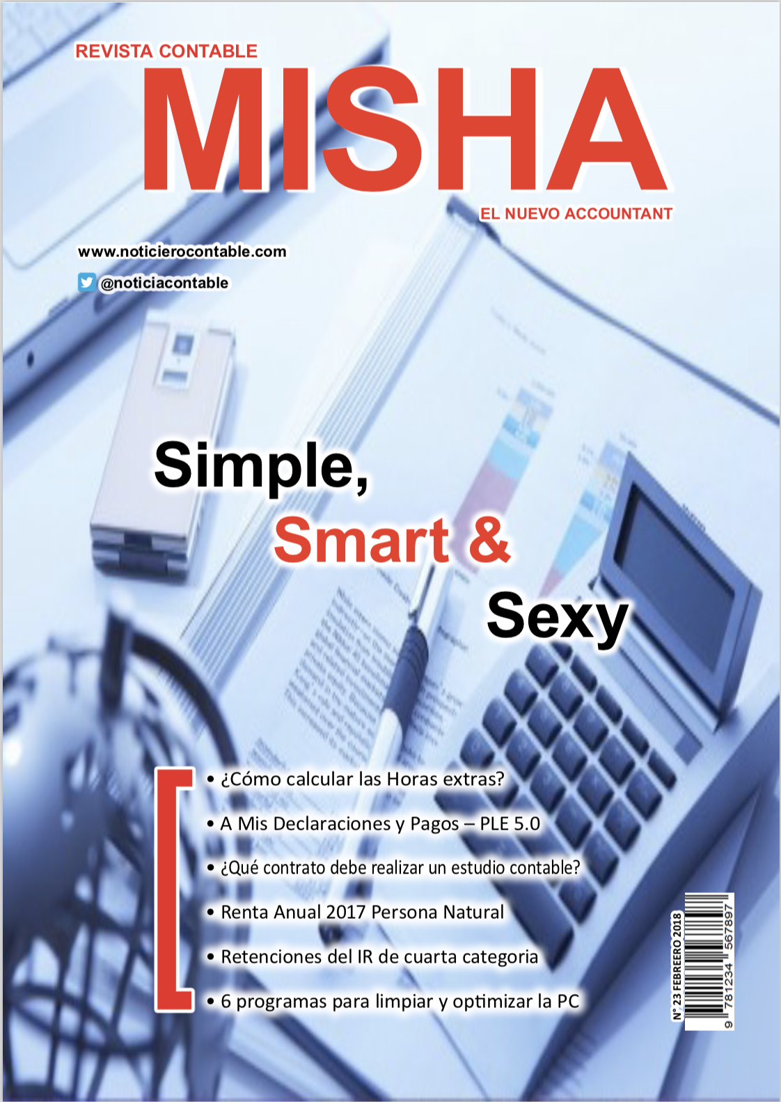 Revista Contable Febrero 2018