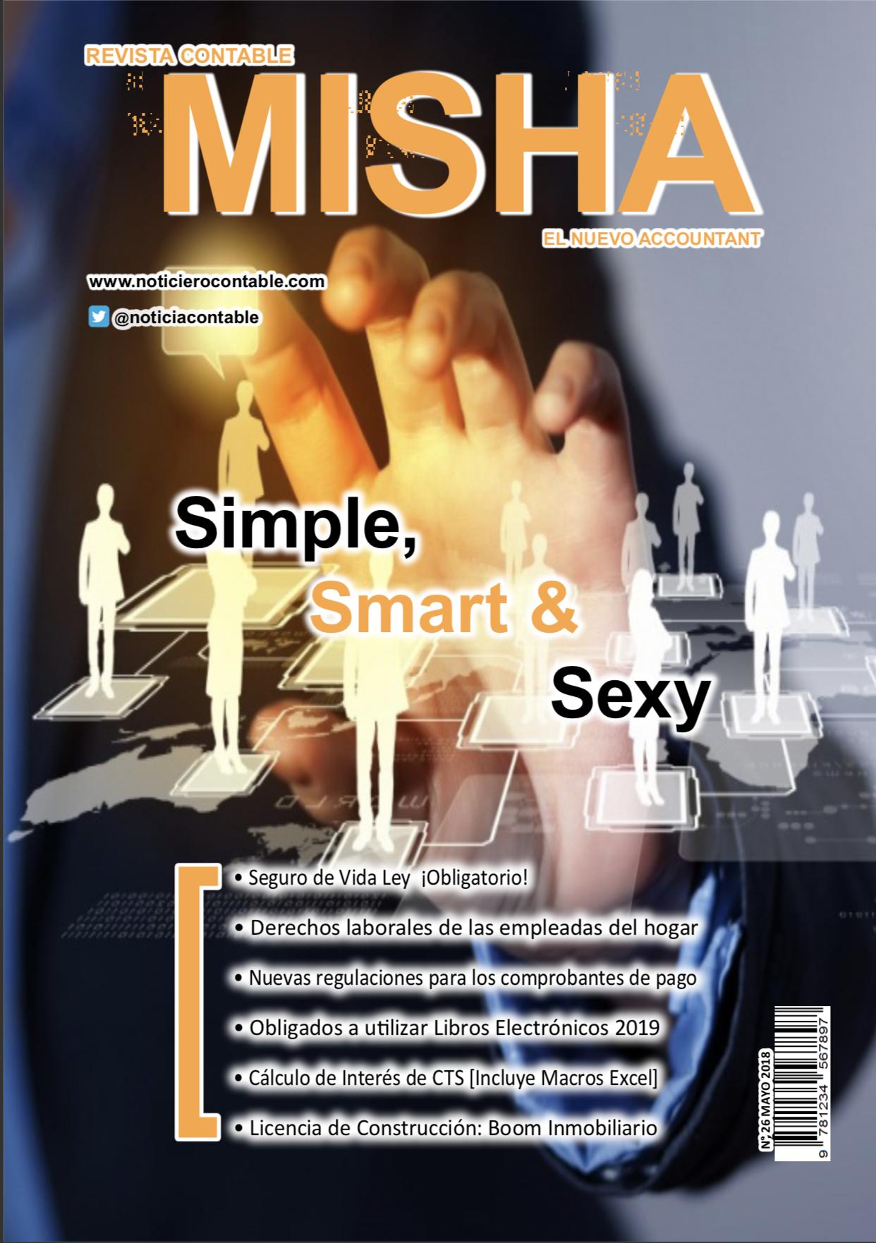 Revista Contable Mayo 2018