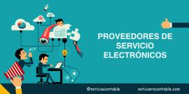 Proveedores de Servicios Electronicos