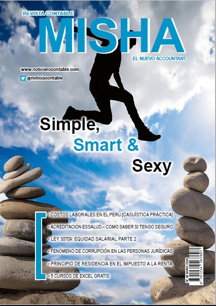 Revista Contable Misha Revista Empresarial Gratis