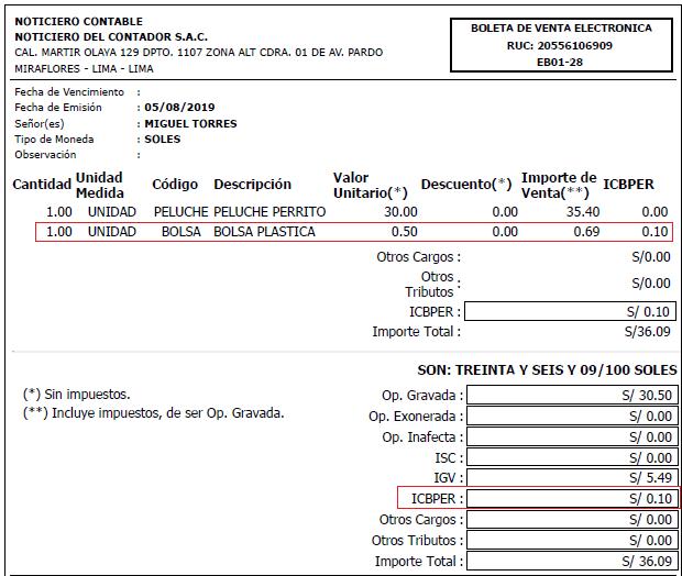 Boleta de Venta Electronica-Ley-del-Plastico