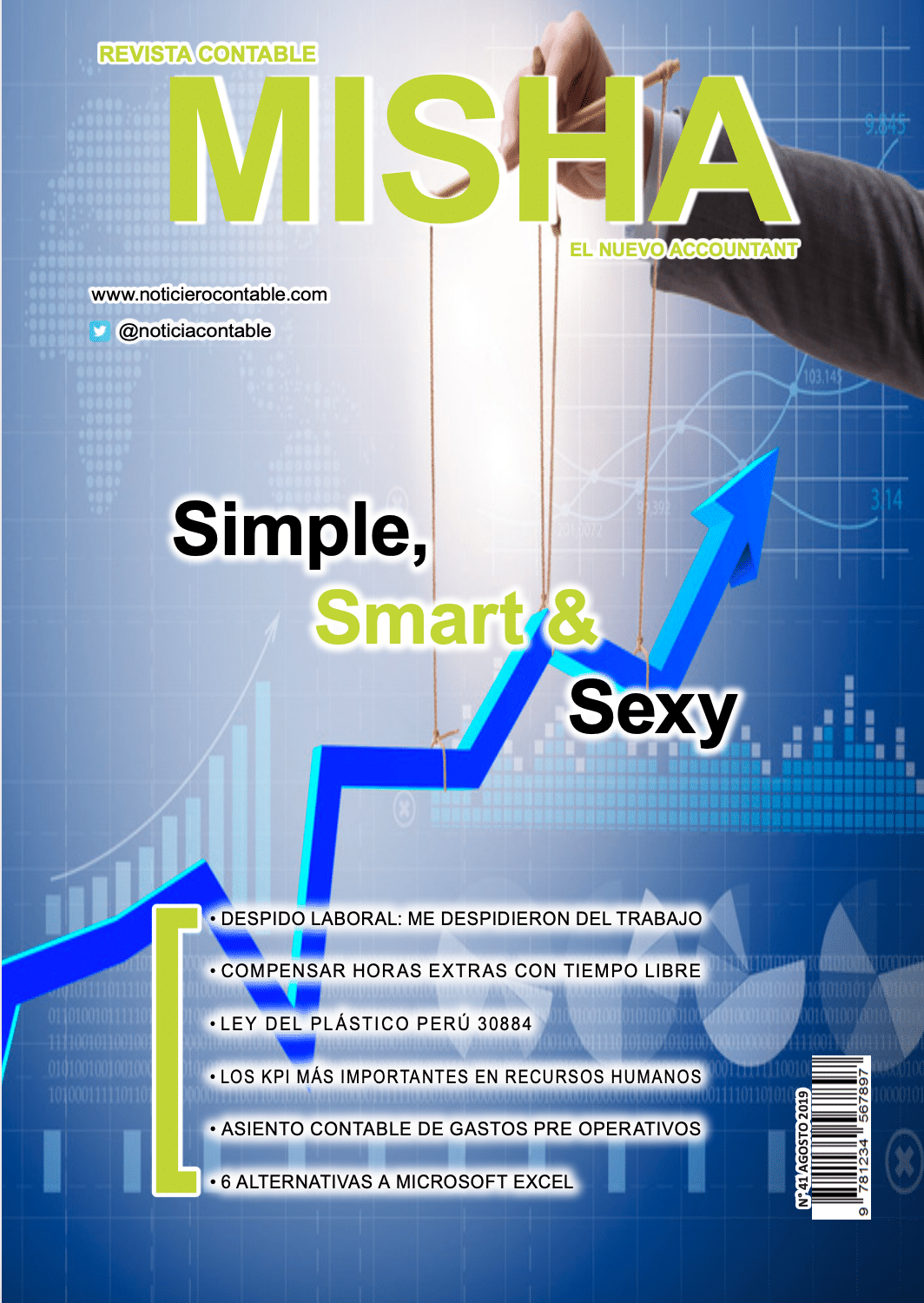 Revista Contable Misha Agosto 2019