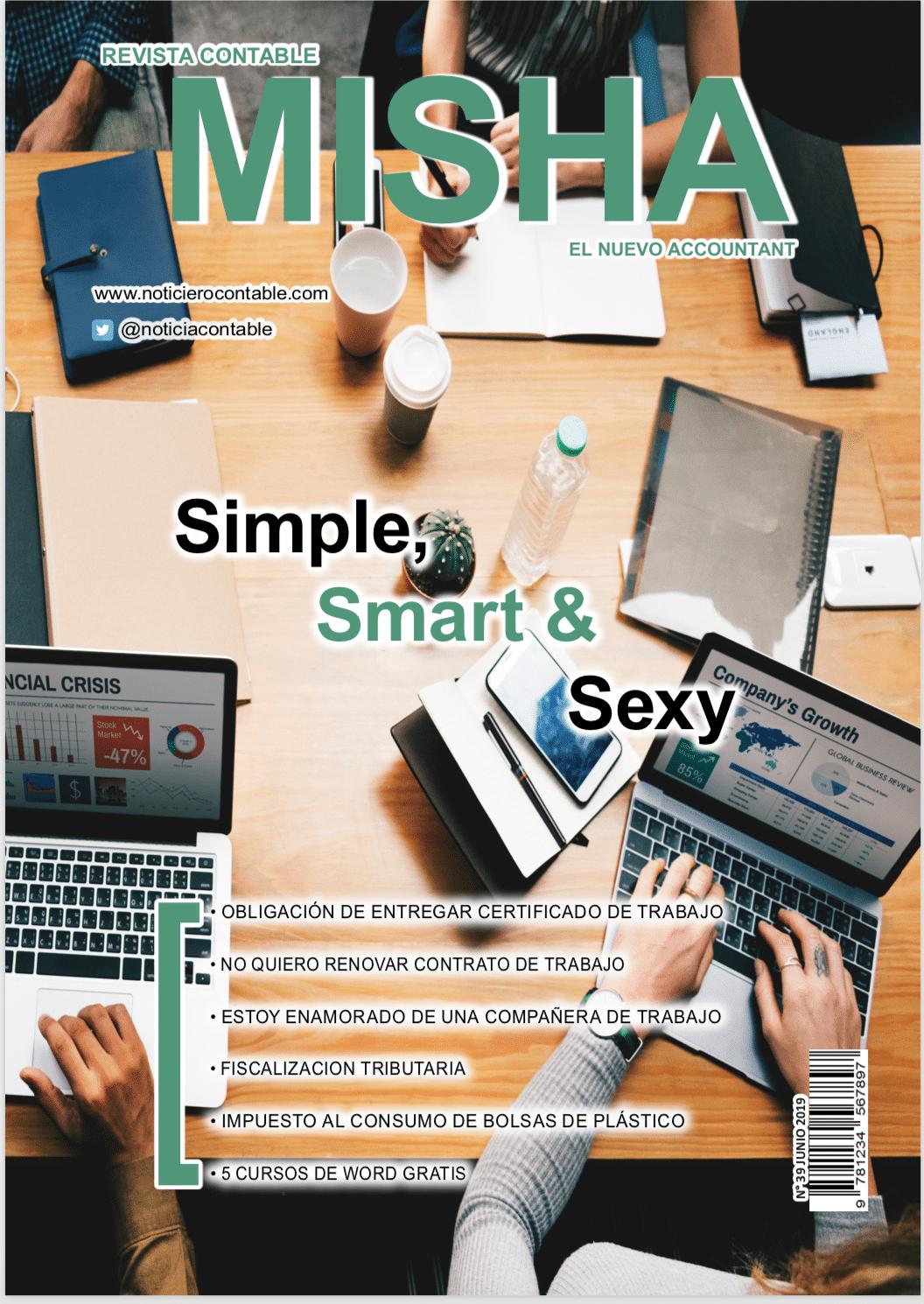 Revista Contable Junio 2019