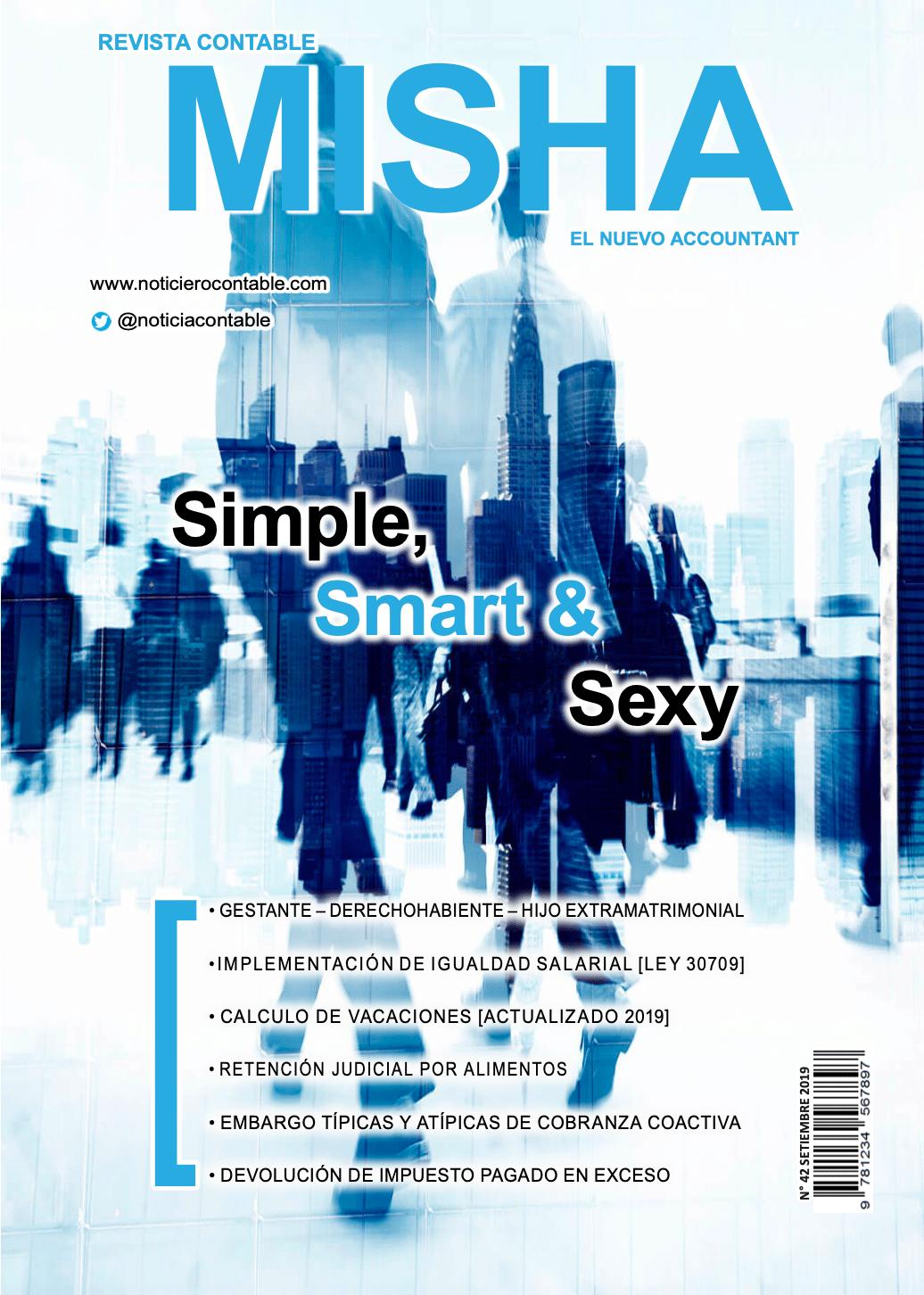 Revista Contable Setiembre 2019
