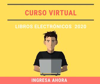 Curso Virtual Libros Electronicos 2020