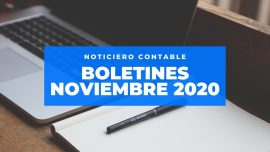 boletin empresarial noviembre 2020