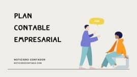 Que es el Plan Contable General Empresarial