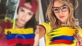 colombiana o venezolana
