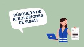 Busqueda de Resoluciones de SUNAT