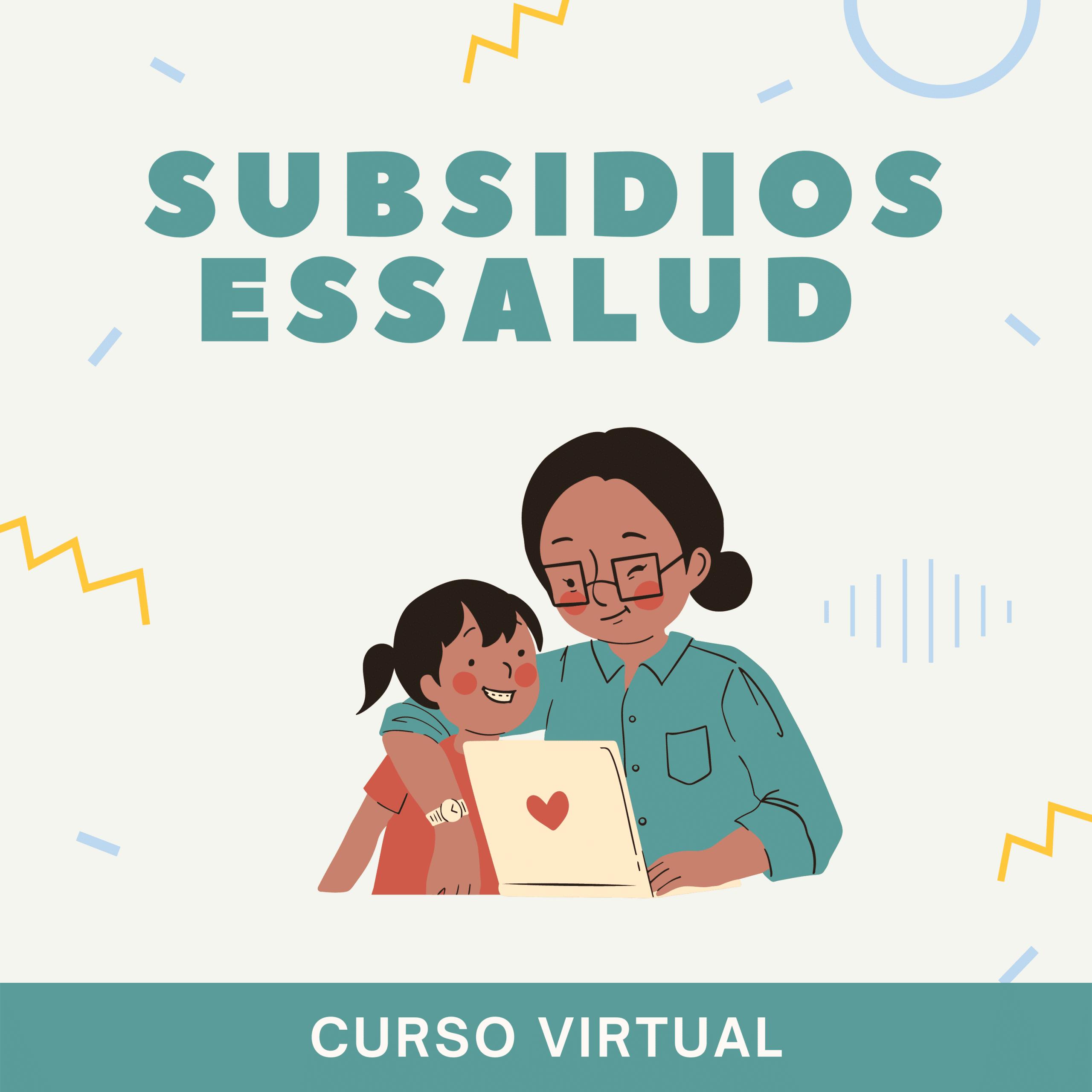 curso subsidios essalud