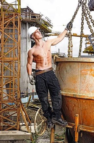 obrero de construccion civil